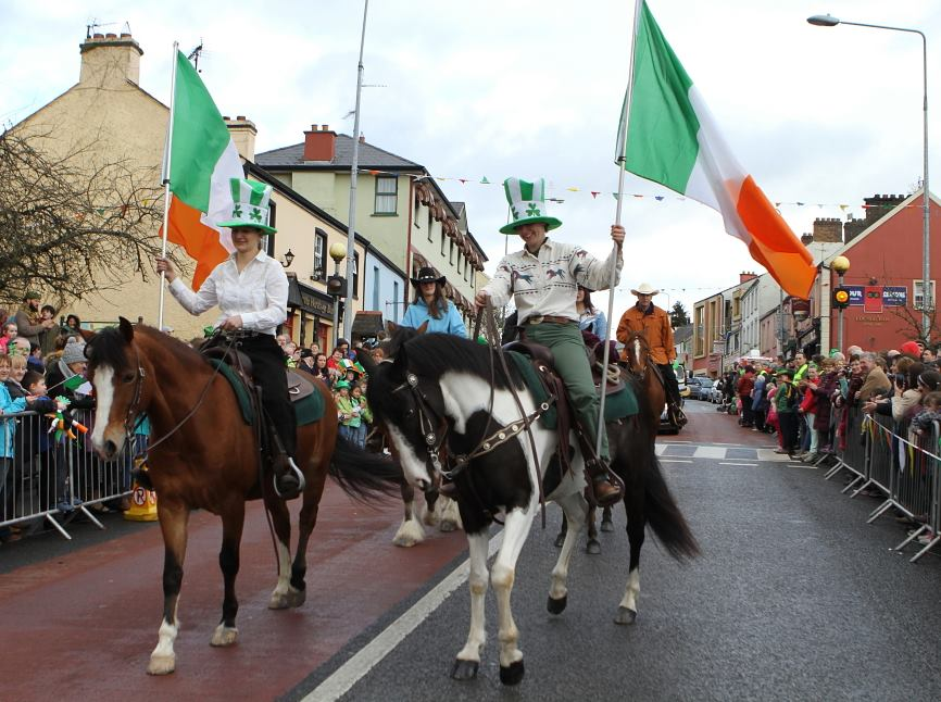 St Patricks Day Parade 2014